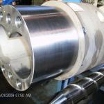 Roscas e cilindros para extrusoras